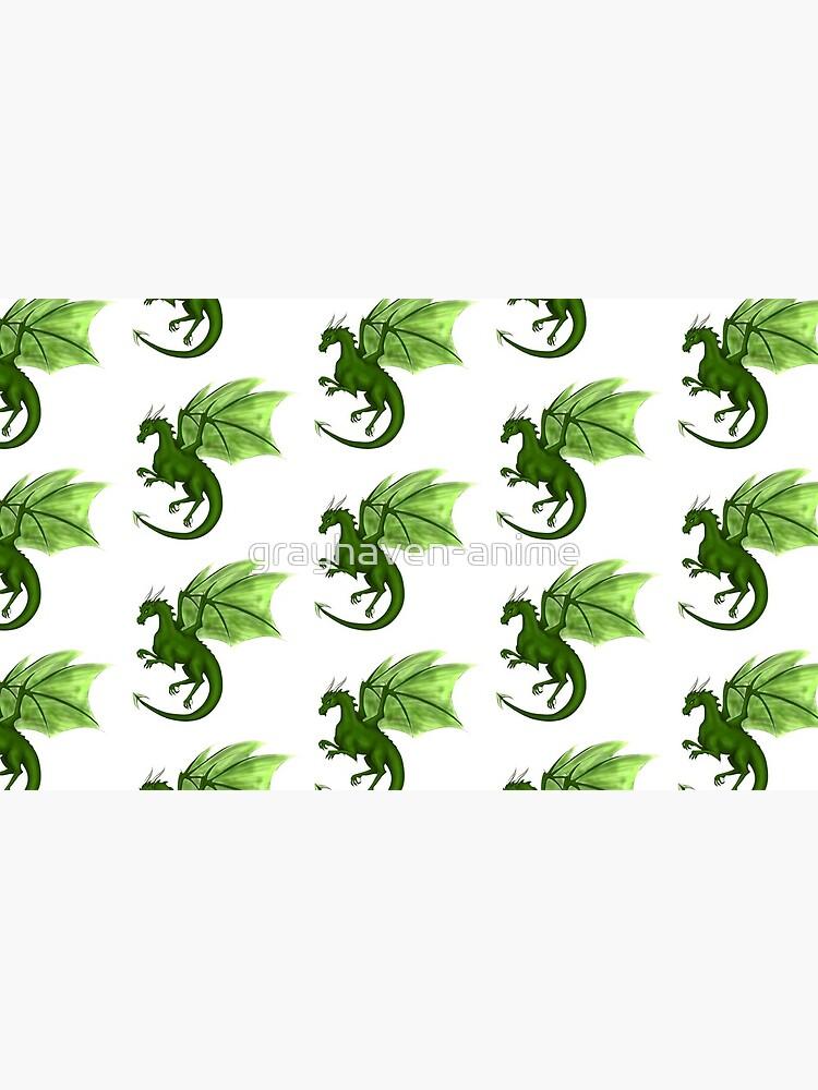 Dragon  by grayhaven-anime
