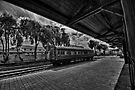 Moring dream at the train station by Ronsho