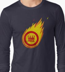 The Fantastic Fireball Long Sleeve T-Shirt