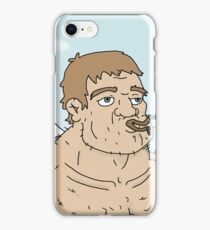 All the best webcomics quote Isaac Newton. iPhone Case/Skin