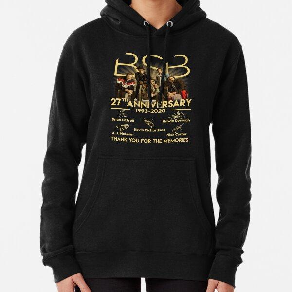 BSB.Backstreet Boys.27 ° aniversario 1993-2020 Signature Sudadera con capucha