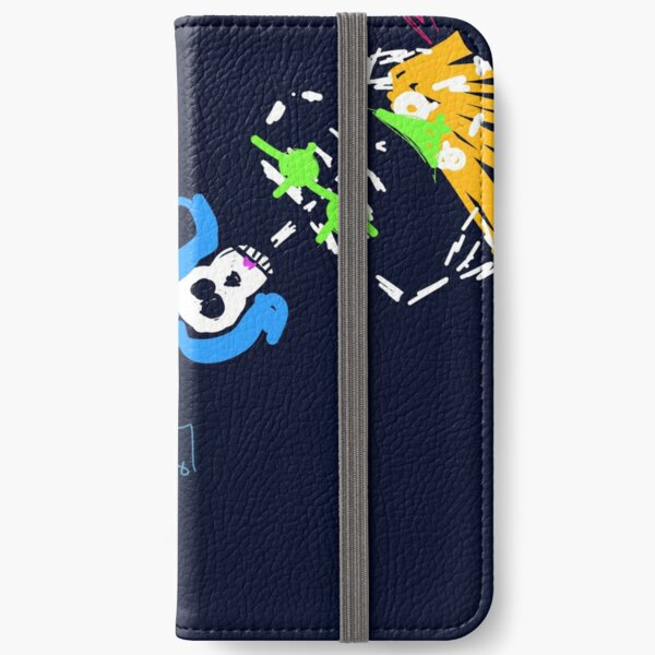Die trying together iPhone Wallet