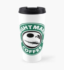 Nightmare Before Coffee - Jack Travel Mug