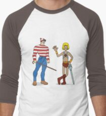 Where's Wal-Man? T-Shirt