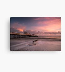 Worthing Pier Canvas Print