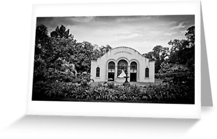 The Conservatory by Paul Louis Villani
