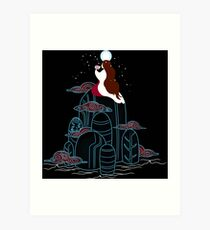 Song of the sea Art Print