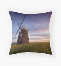Halnaker Windmill Throw Pillow