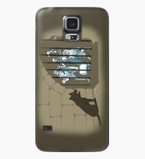 Hitchhikers of the Caribbean Case/Skin for Samsung Galaxy