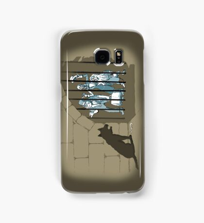 Hitchhikers of the Caribbean Samsung Galaxy Case/Skin