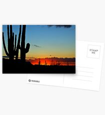 An Arizona Sunrise  Postcards
