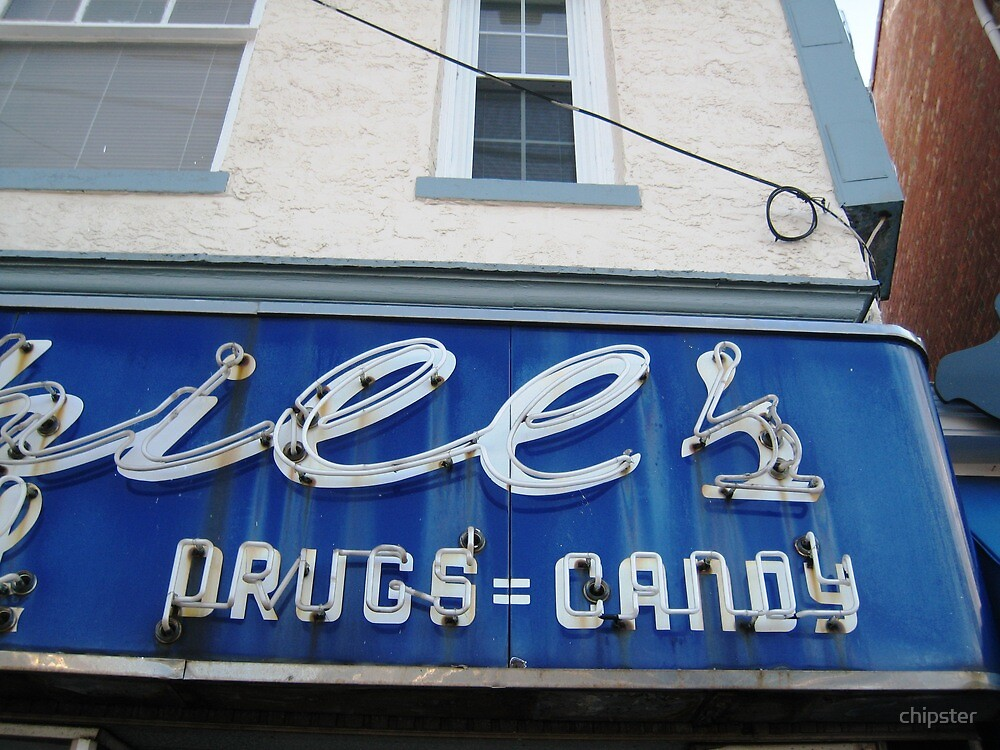 DRUGS=CANDY by chipster