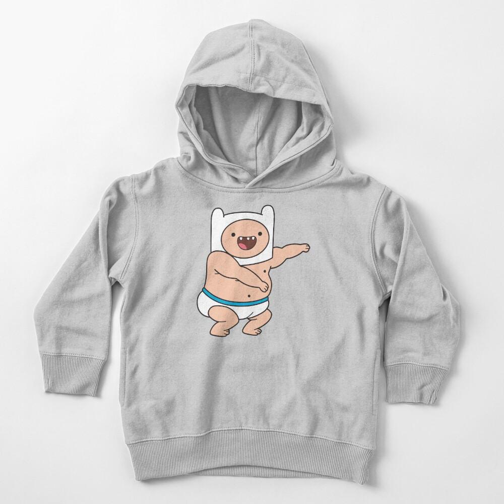 Baby Finn Toddler Pullover Hoodie