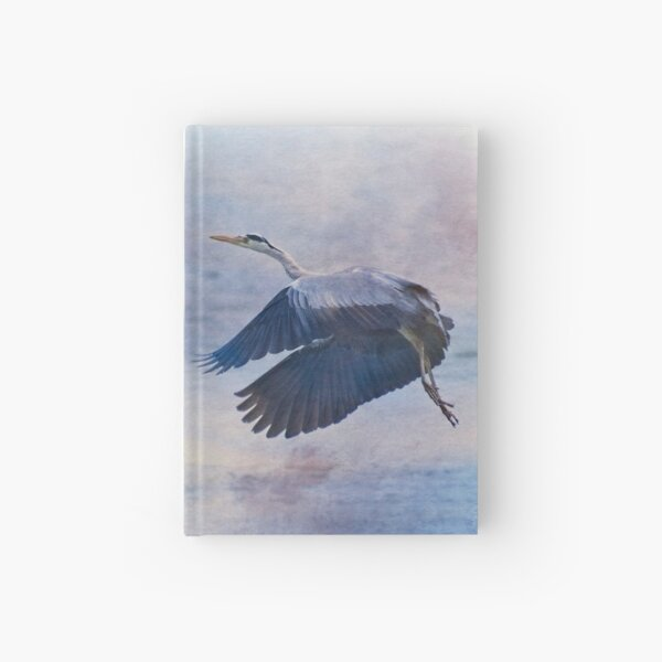 Flight of the Great Grey Hardcover Journal