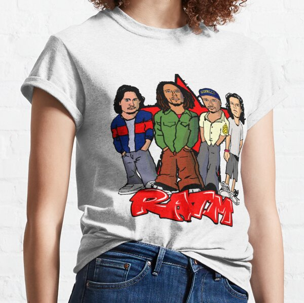 RATM Graffiti Style  Classic T-Shirt