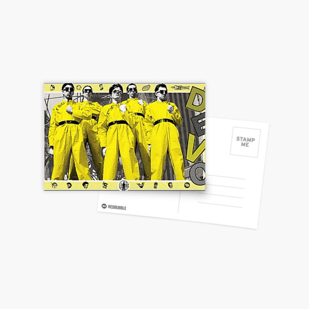 Devo Postcard