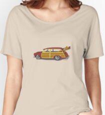 Surf n Safari Women's Relaxed Fit T-Shirt