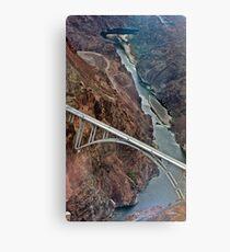 Hoover Dam, Nevada Canvas Print