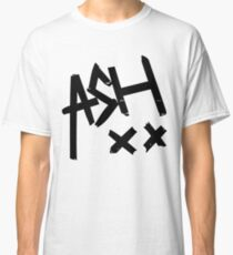 Ashton Irwin (Ash xx signature) Classic T-Shirt