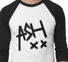 Ashton Irwin (Ash xx signature) Men's Baseball ¾ T-Shirt