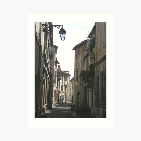 Arles Provence 1 Art Print