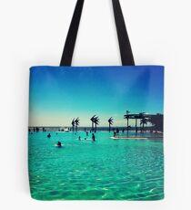 Cairns Esplanade Tote Bag