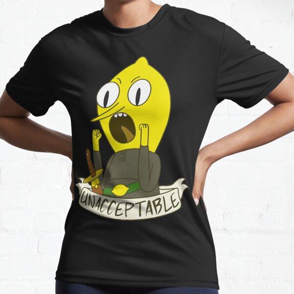 Lemongrab Active T-Shirt