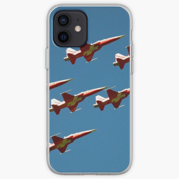 Patrol Suisse iPhone Soft Case