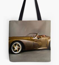 1/25th Scale Tote Bag