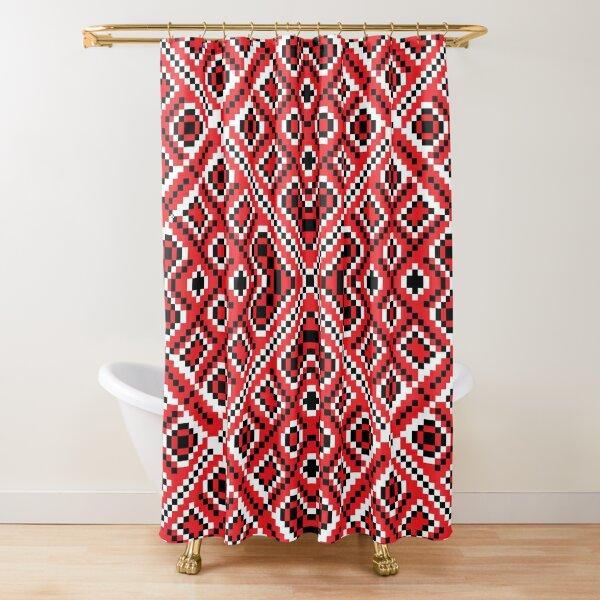 Textile Shower Curtain