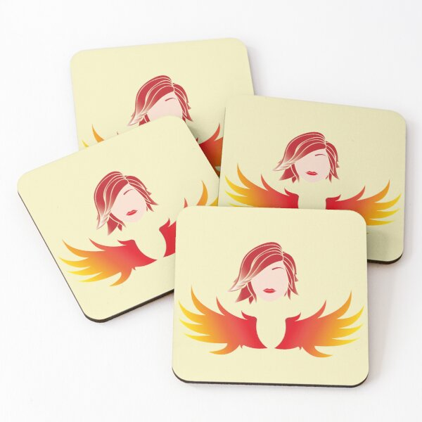 Lilith Coasters (Set of 4)
