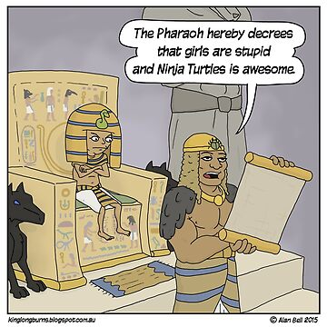 A Pharaoh to remember...oh. by Longburns