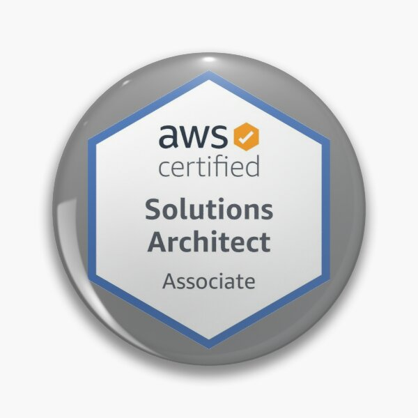 AWS Certified Solutions Architect Associate Pin