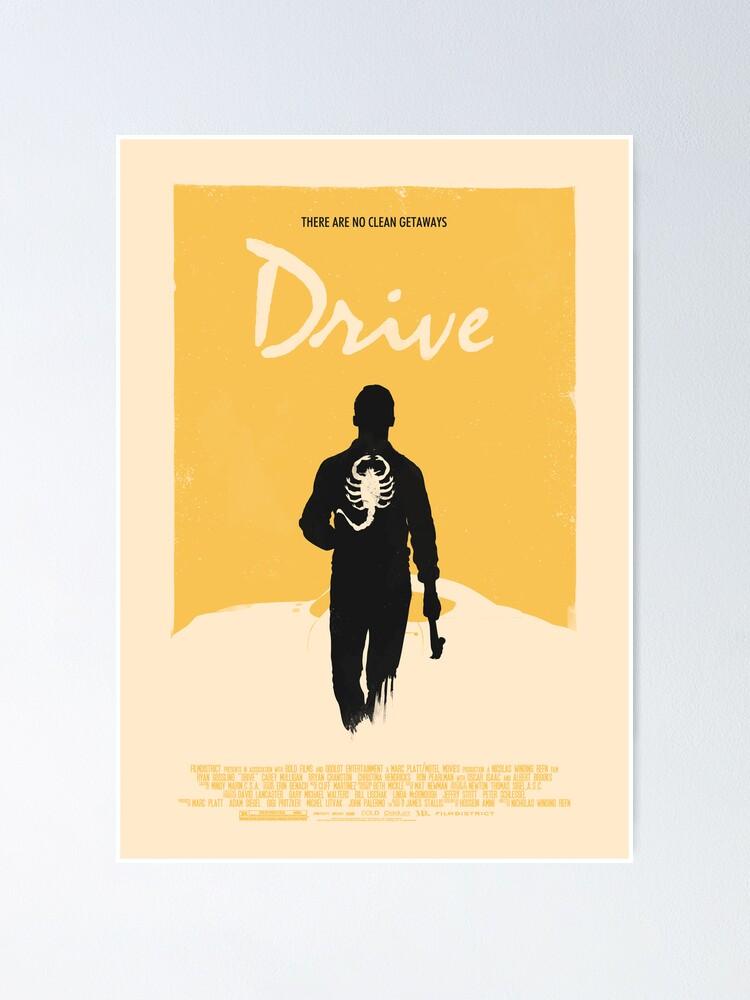 Alternate view of Drive (2011) Custom Poster Variant  Poster