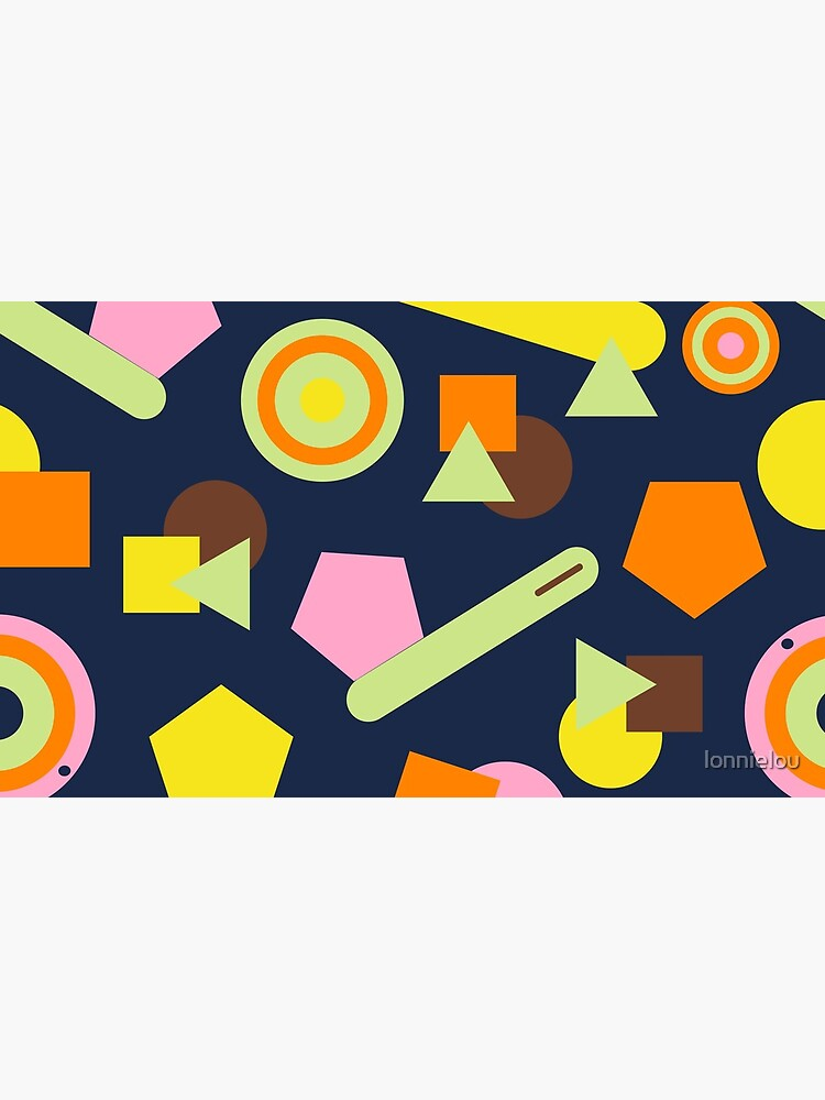 Geometric Sweets by lonnielou