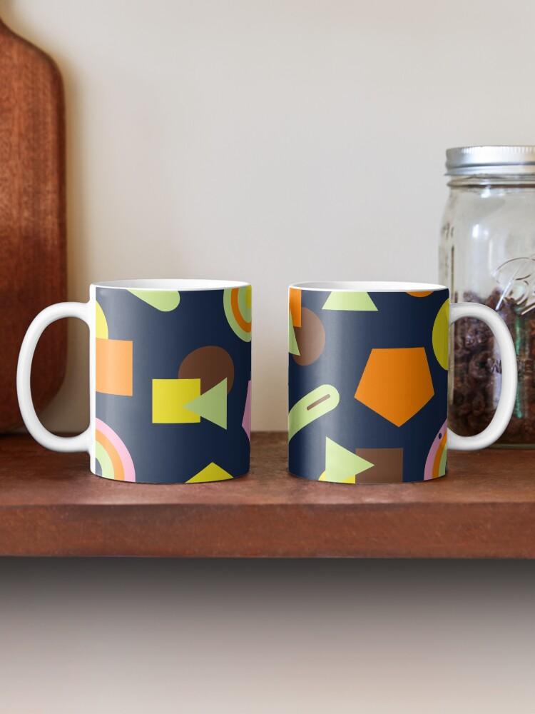 Alternate view of Geometric Sweets Mug