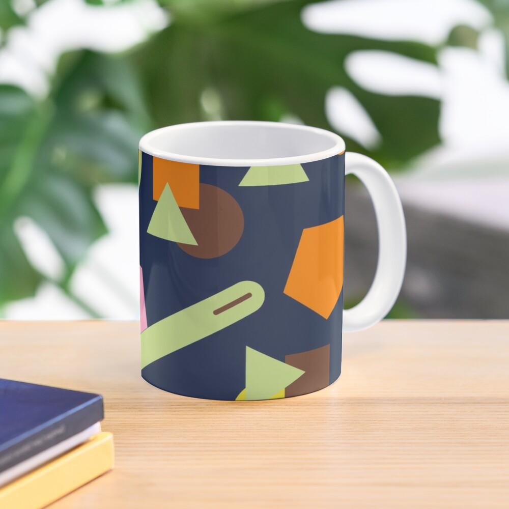 Geometric Sweets Mug