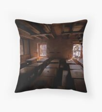 Spirits Of Students Past - Goulburn Brewery, Goulburn NSW Australia #1 Fusion- The HDR Experience Throw Pillow