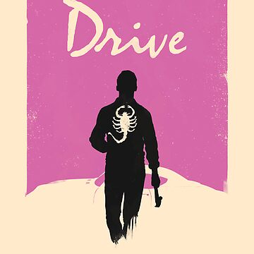 Drive (2011) Custom Poster by Rusty100