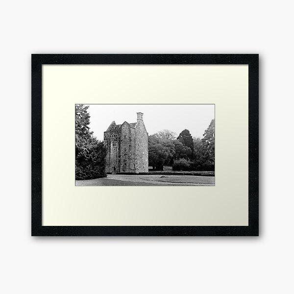Ashtown Castle, Phoenix Park, Dublin Framed Art Print