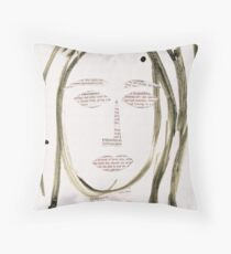 Cosmetic Surgery Throw Pillow