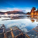 Tessellated Pavement (v), Eaglehawk Neck, Tasmania by Matthew Stewart