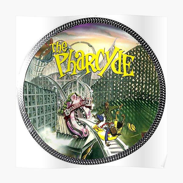 The Pharcyde Slipmat Poster