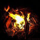 Campfire Memories by rocamiadesign