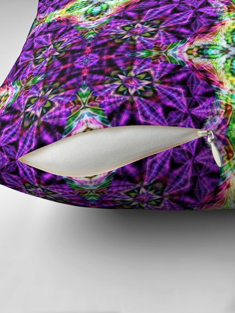 Alternate view of Kaleidoscope Kreations 1010 Throw Pillow