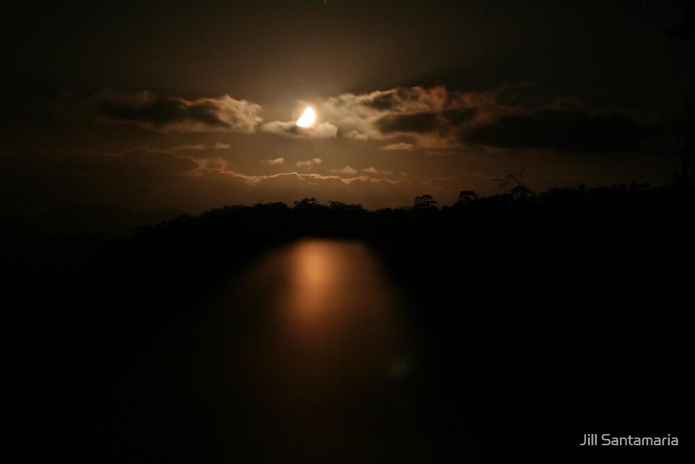 Half Moon by Jill Santamaria