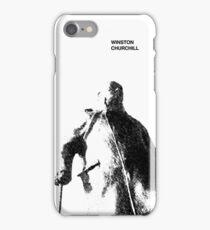 Churchill iPhone Case/Skin