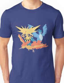 Legendary Birds Unisex T-Shirt