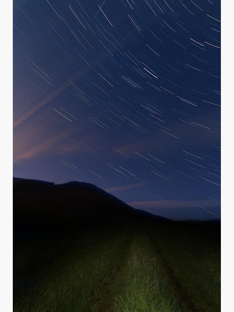 Campsie Star Trails (2) by Shuggie