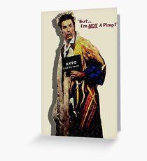 Kramer Pimp'n Greeting Card